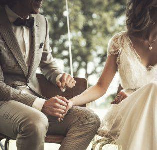 Natuurlijk trouwen buitenlocatie Overijssel