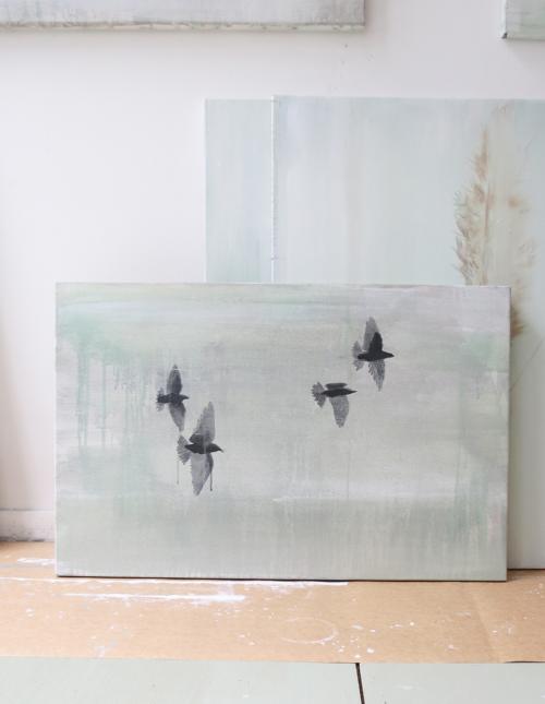 Vogels in vlucht Maartje